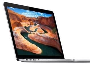 Macbook Pro de 13 polegadas ficou mais fino, leve e ganhou tela Retina Display