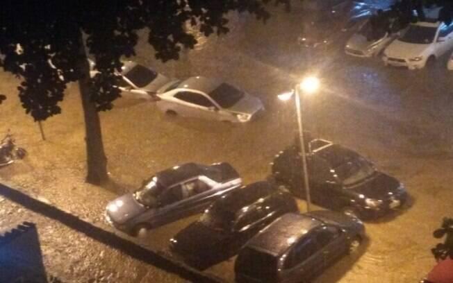 Forte chuva causou diversos estragos em cidades do interior do Rio de Janeiro
