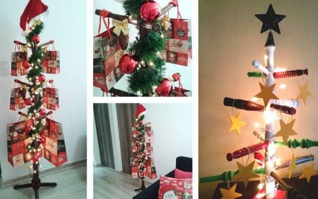 O mancebo pode ganhar uma nova função neste época do ano e, com isso, se transformar em uma árvore de Natal