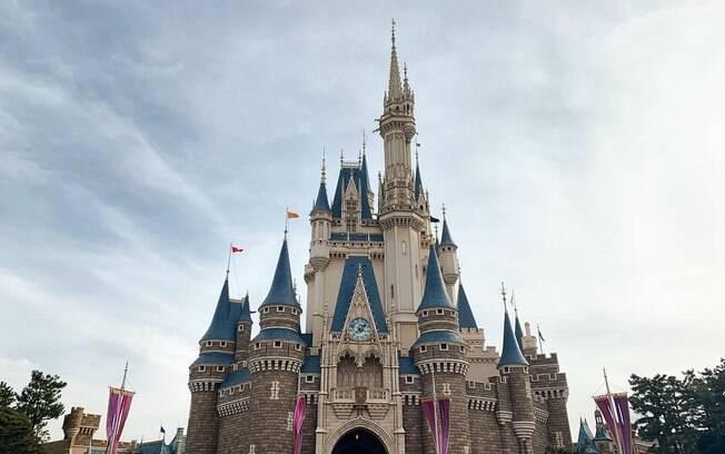 De acordo com um relatório apresentado pelo Instagram, a Disney em Tóquio é o lugar mais feliz do mundo de 2018