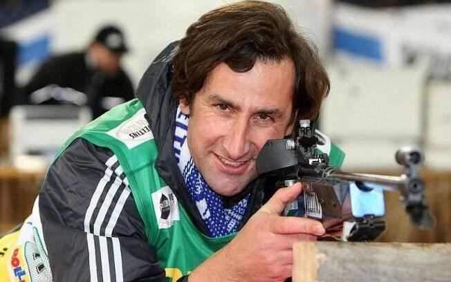 Alemão Christian Schenk foi campeão olímpico nos Jogos de Seul, em 1988