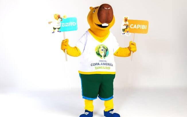Os nomes Zizito e Capibi foram colocados em votação