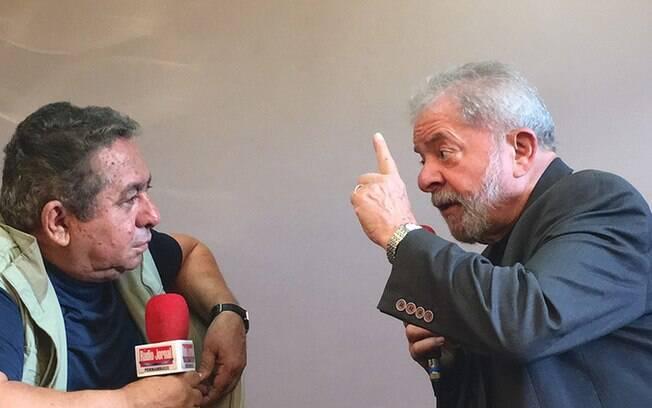 Lula diz que 'se o Brasil der certo' não vai concorrer novamente ao cargo de presidente em 2018