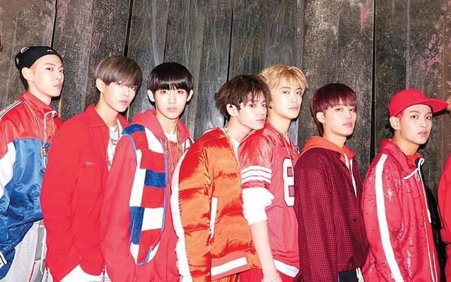 NCT 127 lançou