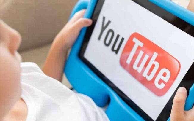 YouTube é acusado de roubar dados de crianças