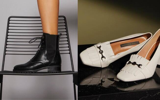Confira os sapatos ideais para você arrasar neste outono/inverno