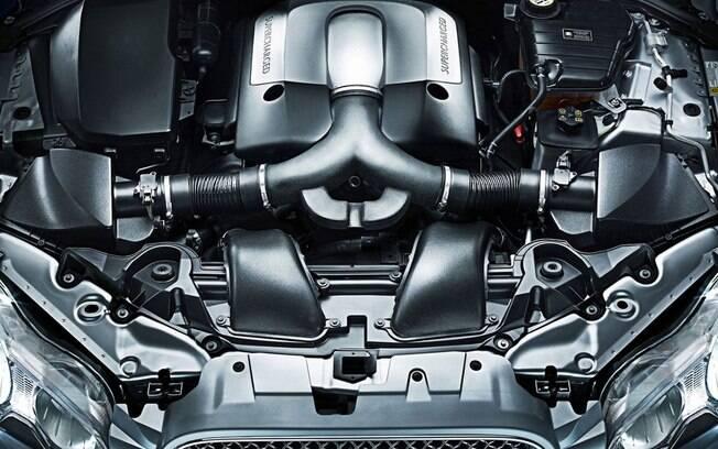 Motor precisa estar sempre bem lubrificado e na temperatura ideal de funcionamento