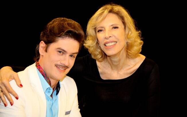 Marília Gabriela volta a fazer novela em episódio especial de 'Chiquititas'