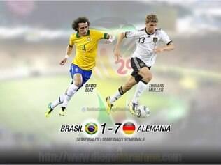 Maradona não perdeu a oportunidade de cutucar a seleção brasileira após vexame no Mineirão