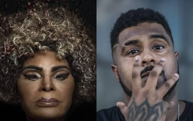 Elza Soares e Baco Exu do Blues lideram as indicações do Superjúri no Prêmio Multishow 2018