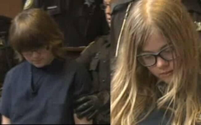 Morgan Geyser e Anissa Weier estão sendo acusadas pelo crime em Milwaukee, Wisconsin, EUA (arquivo)
