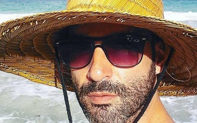 Leo Farah gostou mais das experiências que teve nas praias brasileiras