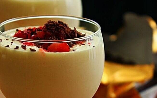 A receita de mousse de chocolate passou por várias adaptações ao longo dos séculos