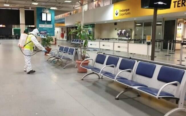 Portugal exige teste de coronavírus para passageiros vindos do BR