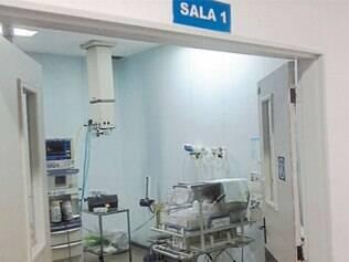 Devido à superlotação da neonatologia, bebês estariam ocupando um dos blocos obstétricos