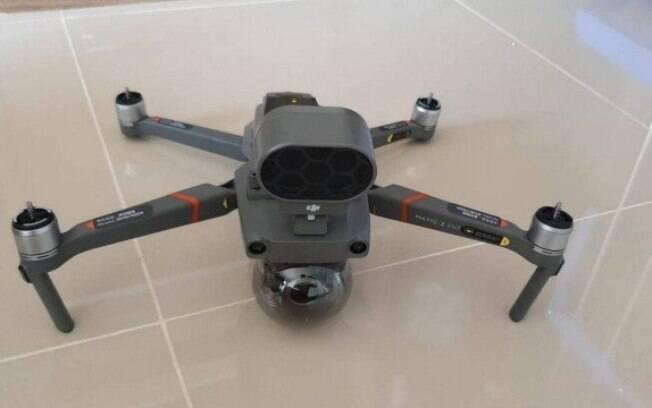 drone falante rio
