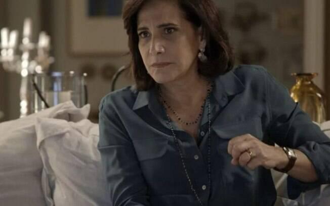 Heleninha vê Jeiza falando na TV e decide denunciar Rubinho