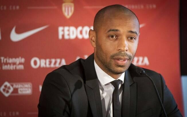 Thierry Henry no Monaco