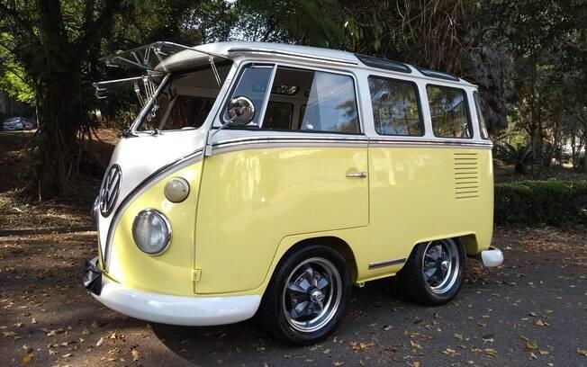 Volkswagen Kombi: customização caprichada e um projeto minucioso para deixar o entre-eixos bem mais curto