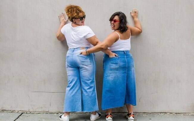 A Camarroca Plus é ideal para quem busca jeans do 44 ao 60