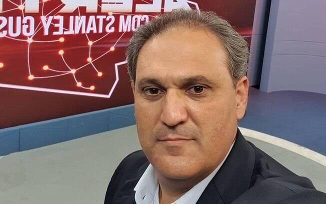 Morre o apresentador Stanley Gusman vítima de Covid-19