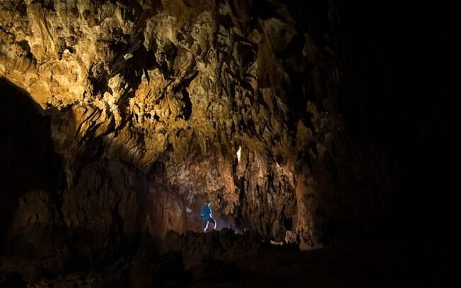 No parque ficam outras três cavernas que turistas podem ver para compensar a falta da principal: Buddha, Naga e Chamois