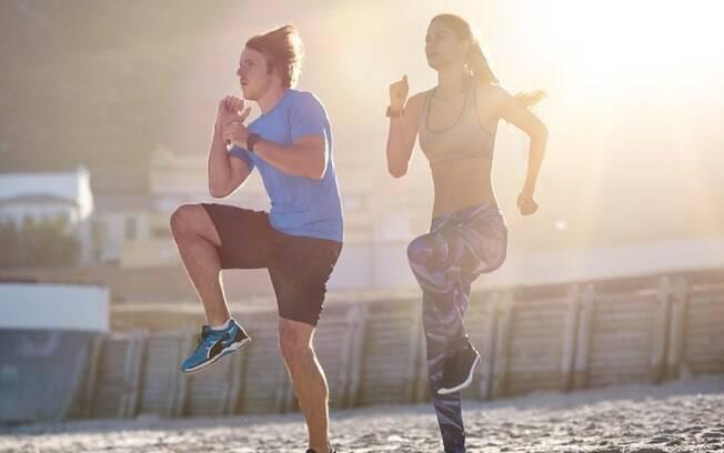 Aquecer e desaquecer antes e após os exercícios é essencial para um resultado positivo