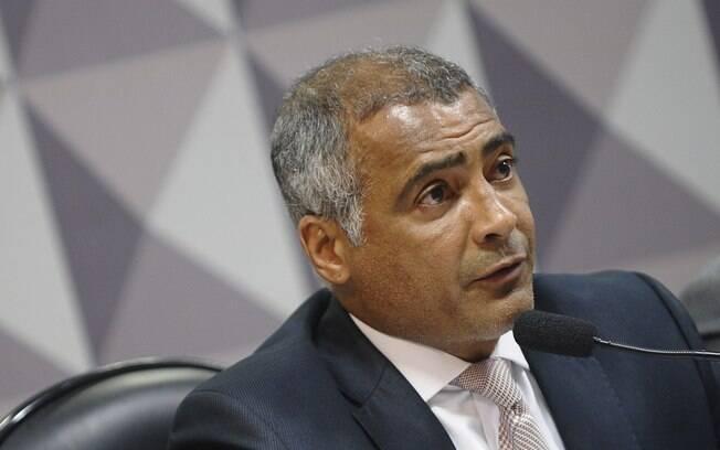 Relator da proposta que criminalizava o funk, senador Romário Faria (Pode - RJ) considerou o projeto inconstitucional