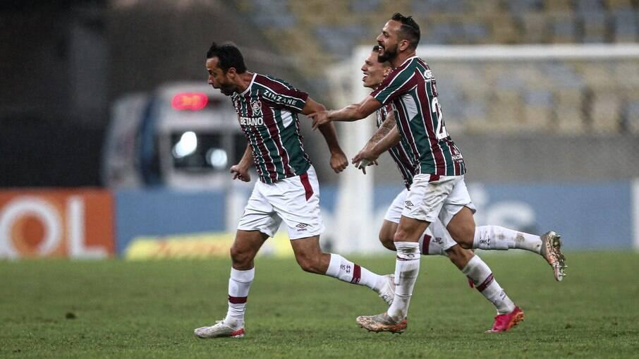 Fluminense entra em campo nesta quarta pelo Brasileirão