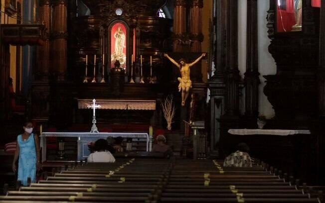 Fé: celebrações de Páscoa serão on-line em Campinas