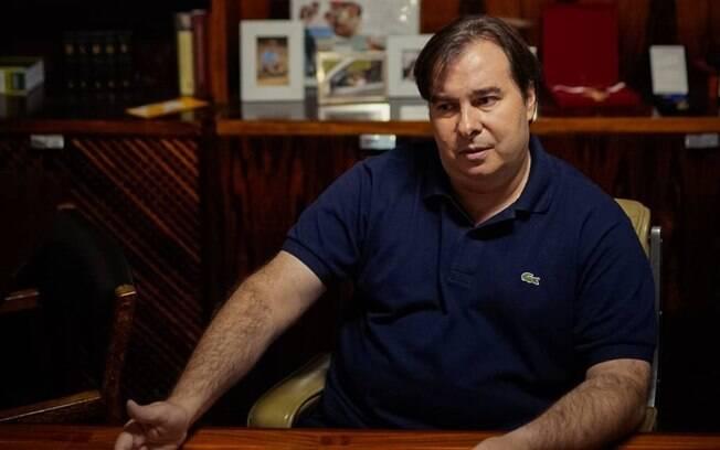 Rodrigo Maia afirmou que ministro da Educação