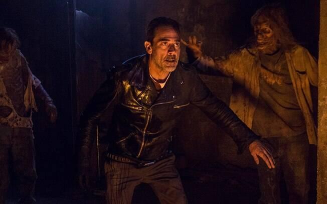 O que será de The Walking Dead sem Negan? Público e produtores têm medo da resposta