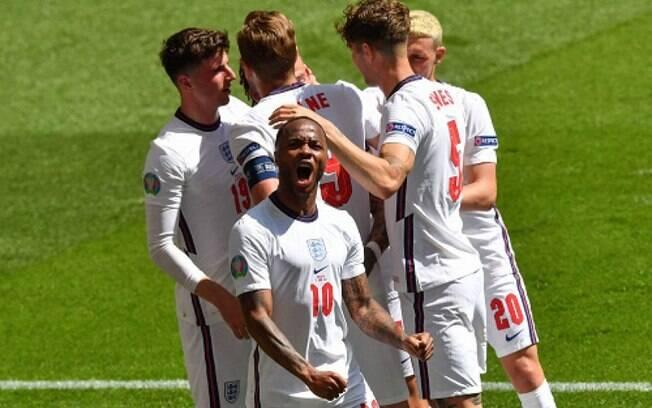 Inglaterra entra em campo nesta sexta pela Eurocopa