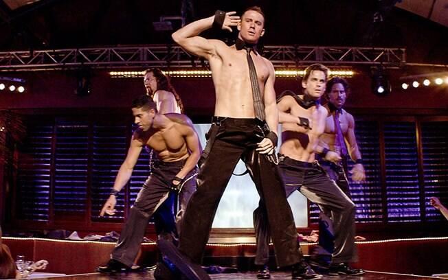 Will Parfitt é stripper e muito parecido com Channing Tatum, que atua como Magic Mike, outro stripper, no filme homônimo