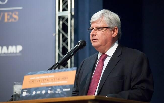 Procurador-geral da República, Rodrigo Janot é responsável pelas acusações da Lava Jato levadas ao STF