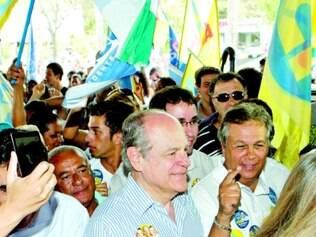 PSDB.Pimenta da Veiga acompanhará Aécio Neves em agendas em BH e Uberlândia