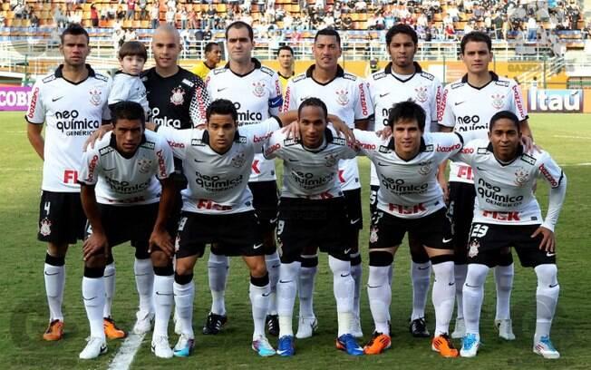 Corinthians foi campeão brasileiro em 2011 após empatar contra o Vasco na última rodada.
