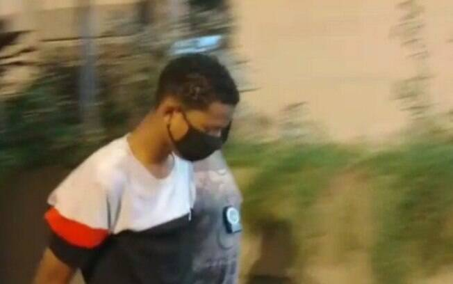 Felipe Lima Gomes, de 18 anos, confessou para Polícia Civil que atirou acidentalmente em Kauã