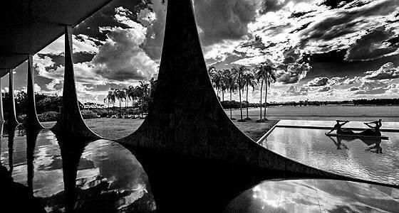 """Fotógrafo de Lula mostra uma Brasília """"diferente"""""""