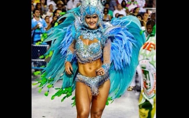 Mirella Santos anuncia que não vai desfilar no próximo carnaval