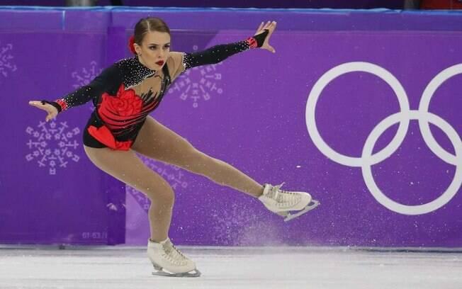 Isadora Williams faz história nos Jogos Olímpicos de Inverno de 2018