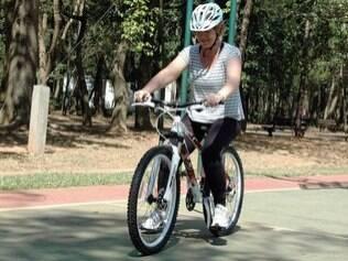 A empresária Heloísa Capelas, 55 anos: