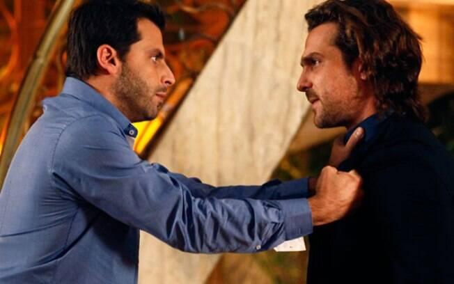Cassiano resgata Samuca das mãos de Alberto