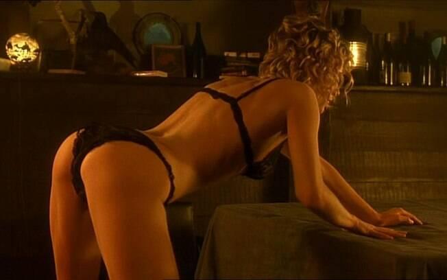 Rebecca Romjin em 'Femme Fatale' (2002)