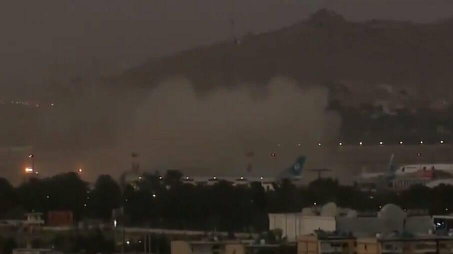 Explosão em Cabul
