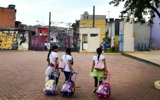 Principal desafio para a desigualdade de acesso à escola está na educação infantil, diz estudo da Abrinq
