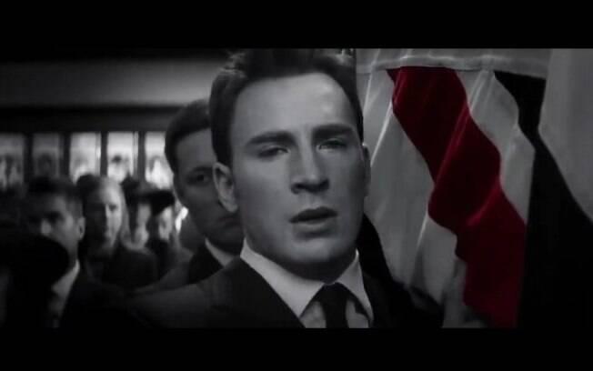 Steve Rogers em Vingadores: Ultimato