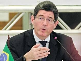 Mistério.   Joaquim Levy participará da reunião de hoje e evitou fazer prognósticos sobre o encontro