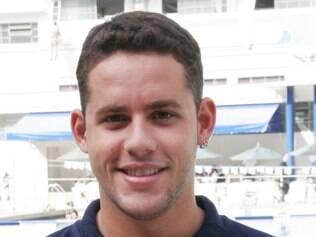 Thiago pereira já veste a camisa do Minas: equipe foi essencial para seu começo na natação