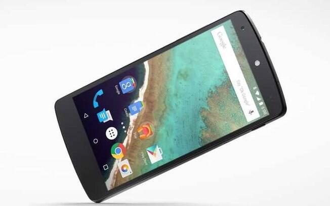Nexus 5 também virá com Android L e possui um processador 64-bit NVIDIA Tegra K1 de 2.3 GHz